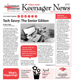 Keenager April 2015 Issue